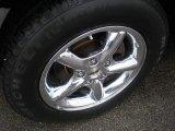 2002 Jeep Grand Cherokee Limited 4x4 Wheel