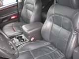 2002 Jeep Grand Cherokee Limited 4x4 Front Seat