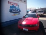 2011 Race Red Ford Mustang GT Premium Coupe #77761605