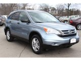 2010 Honda CR-V Glacier Blue Metallic