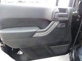 2011 Jeep Wrangler Sport S 4x4 Door Panel