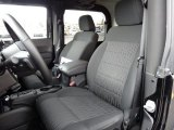 2011 Jeep Wrangler Sport S 4x4 Front Seat