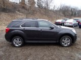 2013 Tungsten Metallic Chevrolet Equinox LT AWD #77761700
