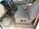 1997 Ford F150 XLT Extended Cab 4x4 Front Seat