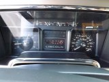 2011 Lincoln Navigator Limited Edition Gauges
