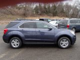 2013 Atlantis Blue Metallic Chevrolet Equinox LT AWD #77761696