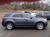 2013 Atlantis Blue Metallic Chevrolet Equinox LT AWD #77761696