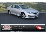 2013 Classic Silver Metallic Toyota Camry SE #77761478