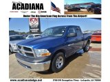 2011 Deep Water Blue Pearl Dodge Ram 1500 ST Quad Cab #77761686