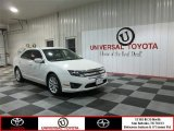 2011 White Suede Ford Fusion SEL #77761569