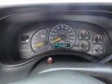 2000 Chevrolet Silverado 1500 LS Regular Cab 4x4 Gauges