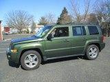 2007 Jeep Green Metallic Jeep Patriot Sport 4x4 #77762126