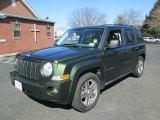 2007 Jeep Patriot Jeep Green Metallic