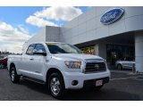 2008 Super White Toyota Tundra Limited Double Cab 4x4 #77761677