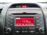 2011 Kia Sorento LX Audio System
