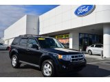 2009 Black Ford Escape XLT V6 #77761675