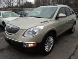 2011 Gold Mist Metallic Buick Enclave CXL AWD #77761448