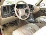 2002 GMC Yukon Interiors