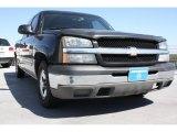 2004 Black Chevrolet Silverado 1500 LS Extended Cab #77762192