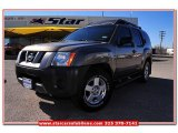 2006 Granite Metallic Nissan Xterra S #77761905