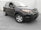 2013 Tuxedo Black Metallic Ford Explorer FWD #77761776