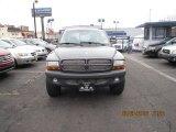 2003 Graphite Metallic Dodge Dakota SXT Quad Cab 4x4 #77762100
