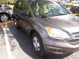 2011 Urban Titanium Metallic Honda CR-V LX #77761519