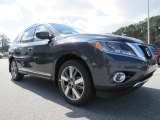 Nissan Pathfinder 2013 Data, Info and Specs