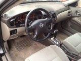 2002 Nissan Sentra Interiors