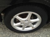 Nissan Sentra 2002 Wheels and Tires