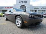 2013 Granite Crystal Metallic Dodge Challenger SXT #77761738