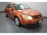 2007 Sunburst Orange Metallic Chevrolet Cobalt LT Coupe #77761957