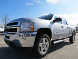 2013 Chevrolet Silverado 2500HD LT Crew Cab Data, Info and Specs