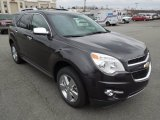 2013 Tungsten Metallic Chevrolet Equinox LTZ #77819869