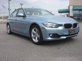 2012 Liquid Blue Metallic BMW 3 Series 328i Sedan #77820169