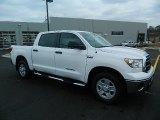2013 Super White Toyota Tundra CrewMax #77820165