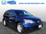 2010 Royal Blue Pearl Honda CR-V EX-L AWD #77820160