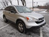Alabaster Silver Metallic Honda CR-V in 2009