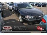 2001 Black Chevrolet Impala  #77819085