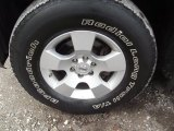 Nissan Pathfinder 2006 Wheels and Tires