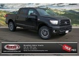 2013 Black Toyota Tundra TRD Rock Warrior CrewMax 4x4 #77819079