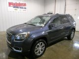 2013 Atlantis Blue Metallic GMC Acadia SLT #77820144