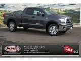 2013 Magnetic Gray Metallic Toyota Tundra SR5 TRD Double Cab 4x4 #77819076