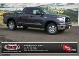 2013 Magnetic Gray Metallic Toyota Tundra SR5 TRD Double Cab 4x4 #77819076