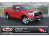 2013 Radiant Red Toyota Tundra Double Cab 4x4 #77819073