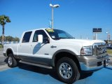 2005 Ford F250 Super Duty King Ranch Crew Cab 4x4 Data, Info and Specs