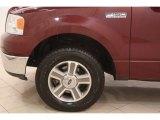 2005 Ford F150 XLT SuperCab Wheel
