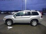 2011 Mitsubishi Endeavor Quick Silver Metallic