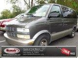 2001 Medium Chacoal Gray Metallic Chevrolet Astro Passenger Van #77819228