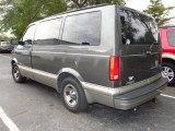 2001 Chevrolet Astro Medium Chacoal Gray Metallic